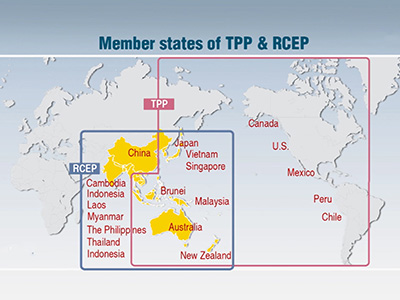 Upfront Possible Collapse of the TPP Trade Deal