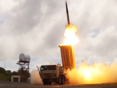 Upfront Controversial THAAD deployment in Korea