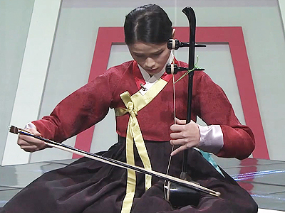 K-Culture Elite Traditional Korean Instruments HaeGeum HSU Yun Pei