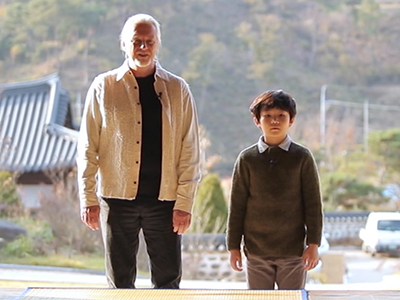 ArTravel _ Child actor Kwak Ian become Robert's travel buddies