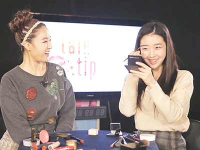 #Stylecast _ YouTube celebrity Sunny HUR's Jessi style makeup lecture!