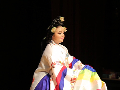 K-Phile _ Participate a Korean traditional dance competition