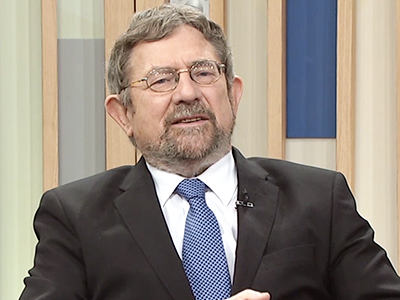 The INNERview 2017 Ep.03 : Michael Kosterlitz, the 2016 Nobel Laureate of Physics