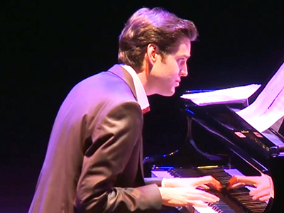The Innerview 2017 _ Pianist Jacob Koller _  A Crossover between Classic and Jazz
