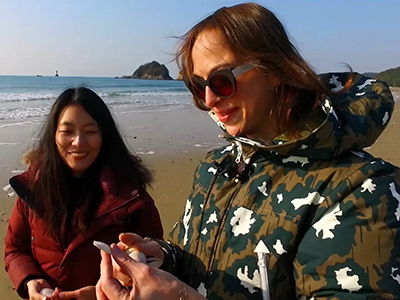 ArTravel _ Feeling the sounds of nature at Taean's beaches
