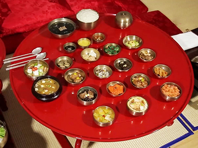 Hansik of The Day _ Korean home meal with local specialty products