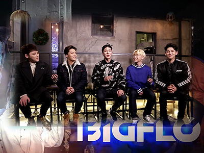 [Pops in Seoul] BIGFLO Interview