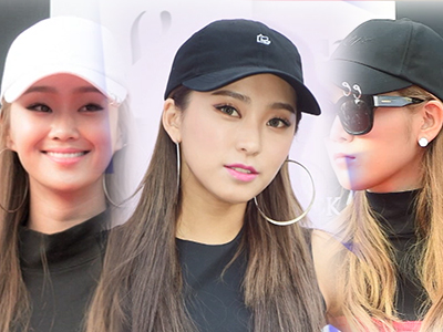 [Showbiz Korea] K-POP Star & Baseball caps