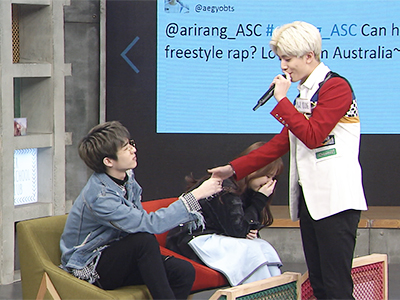 [After School Club] SF9 _ ASC Grand Opening