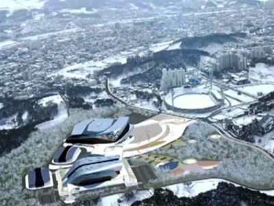 UPFRONT One Year Left Until PyeongChang Olympics
