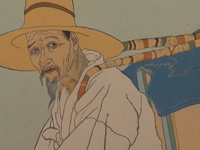 [Going Global] Woodblock Prints of Historical Korea Through The Eyes of Foreigners