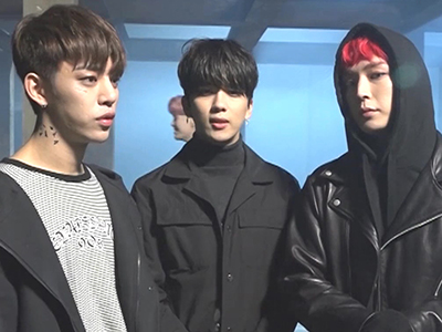[Pops in Seoul] B.A.P _ WAKE ME UP M/V Sketch Shoot