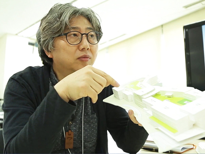 [The Innerview] Lim Jin-woo, CEO of Junglim Architecture