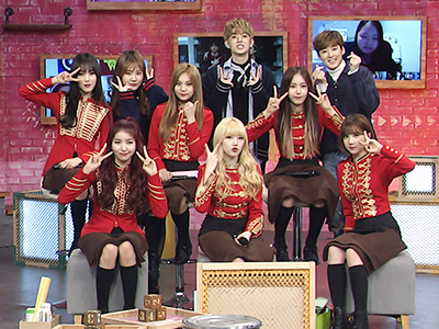 After School Club Ep257 GFRIEND