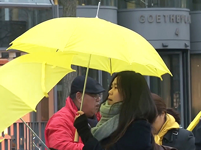 [Going Global] Koreans in Germany Open their Yellow Umbrellas