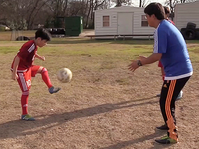 [Going Global] Youth Soccer Team Dreams of The Big Leagues