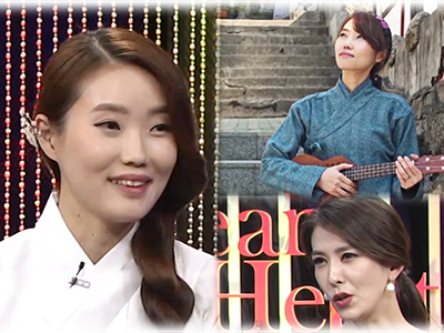 Heart to Heart Ep.3 : Kwon Miru, Traveling the World in Hanbok