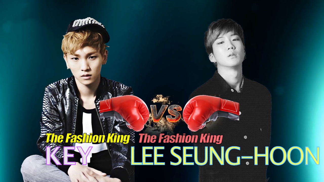 [Pops in Seoul] Battle Of the STARS : The Fashion King