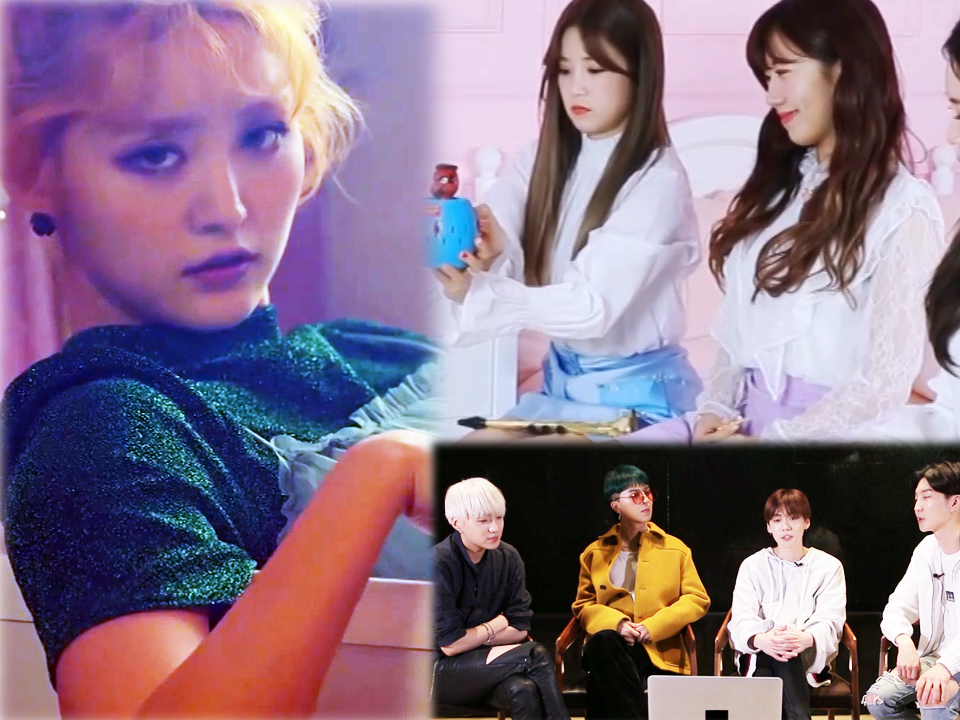 Pops in Seoul Ep.3407 - EXID / Apink / WINNER