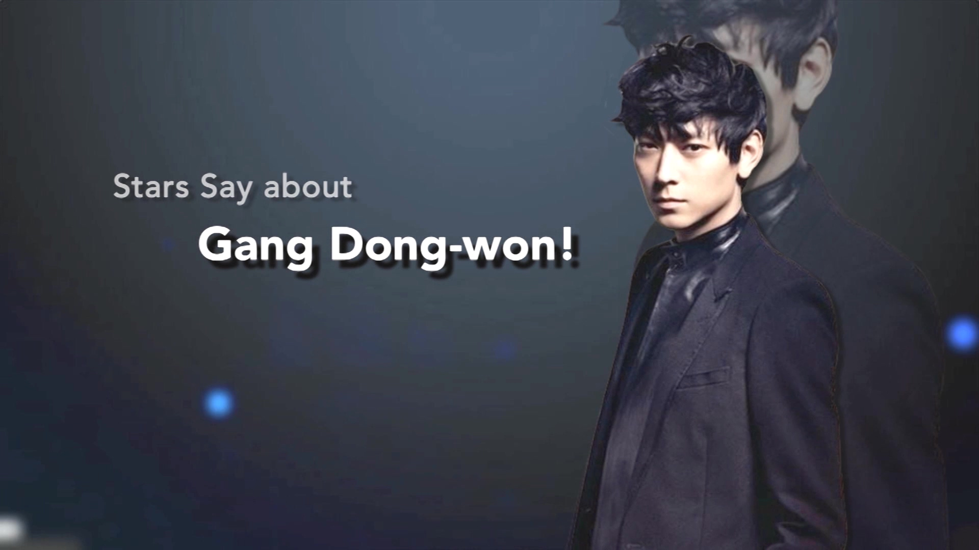 [Showbiz Korea] Gang Dong-won