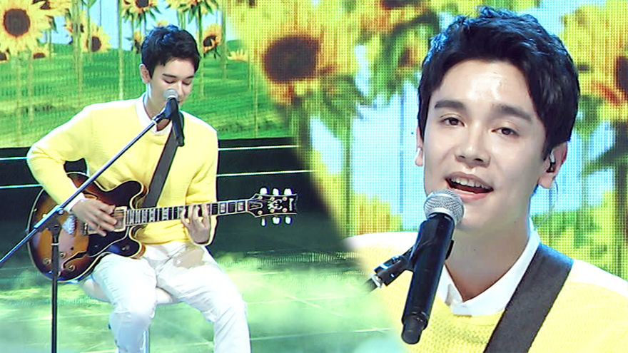 [Simply K-Pop] PETER HAN – Sing with the Swing