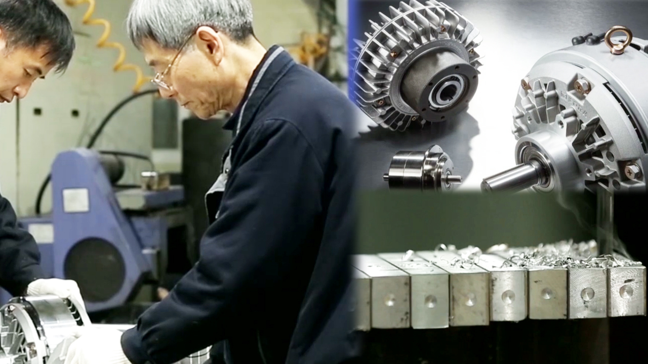 [BizSmart] Pora Electric Machinery to Lead the Global Industrial Automation F...