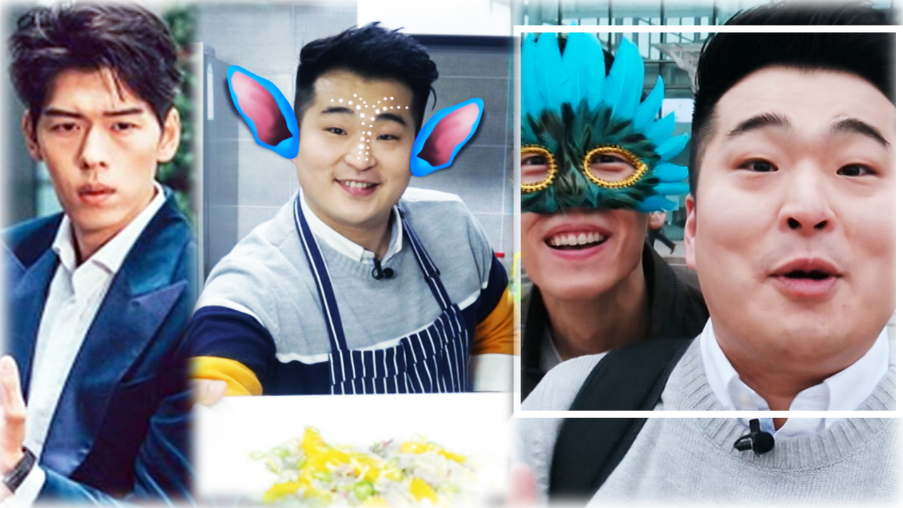 [Tour Avatar] Chef Wonil Lee and Austin KANG meet for a special trip to Busan