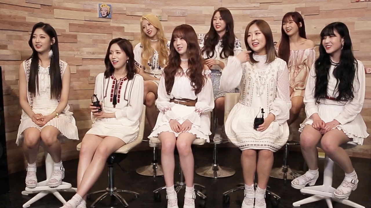 [Pops in Seoul] Lovelyz Interview