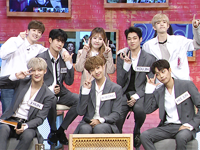 After School Club Ep.266 - KNK(크나큰)