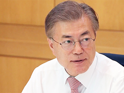 UPFRONT Ep.163 - What Koreans Want President Moon to Focus on Most