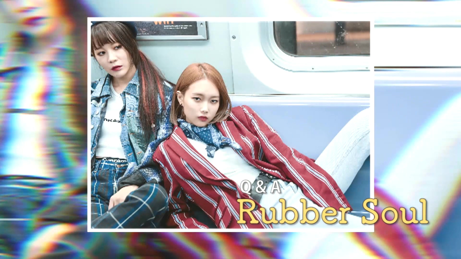 [Pops in Seoul] Rubber Soul Q&A