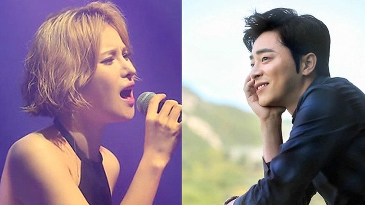 [Showbiz Korea] Cho Jung-seok & Gummy
