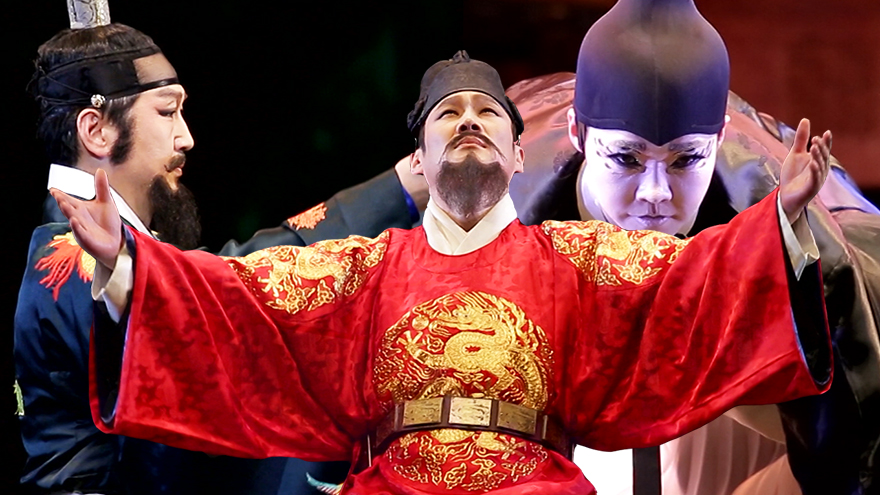 [Arts Avenue 2017] New Music of King Sejong The Great - Tree of Deep Roots, W...