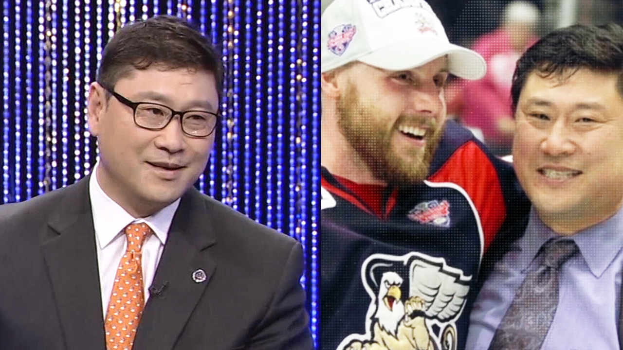 [Heart to Heart] IHF Ice Hockey World Championship _ Jim Paek