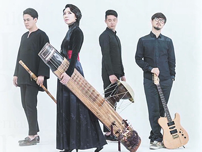 Heart to Heart Ep.42 - Harmony of Korean traditional music and jazz, Black String