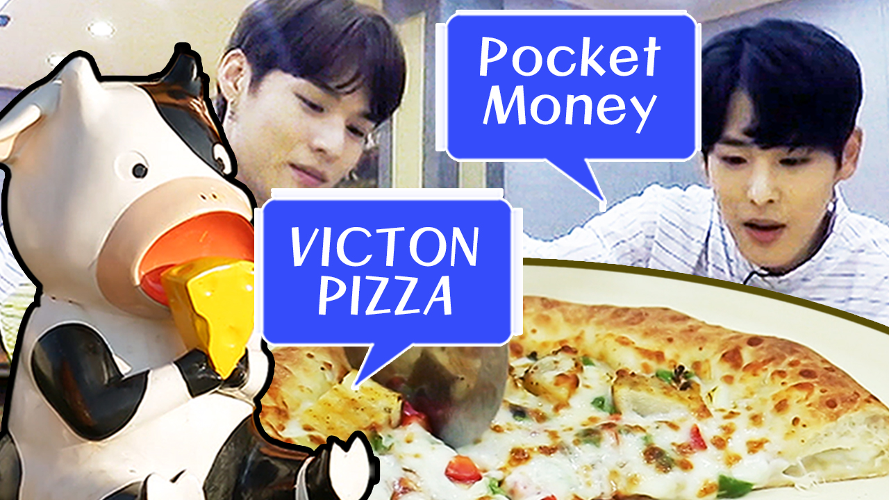 [Tour Avatar] VICTON (빅톤), The Pizza Making Competition !!