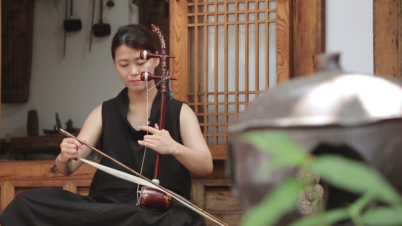 [The 3S] Haegeum - An instrument that conveys human emotions