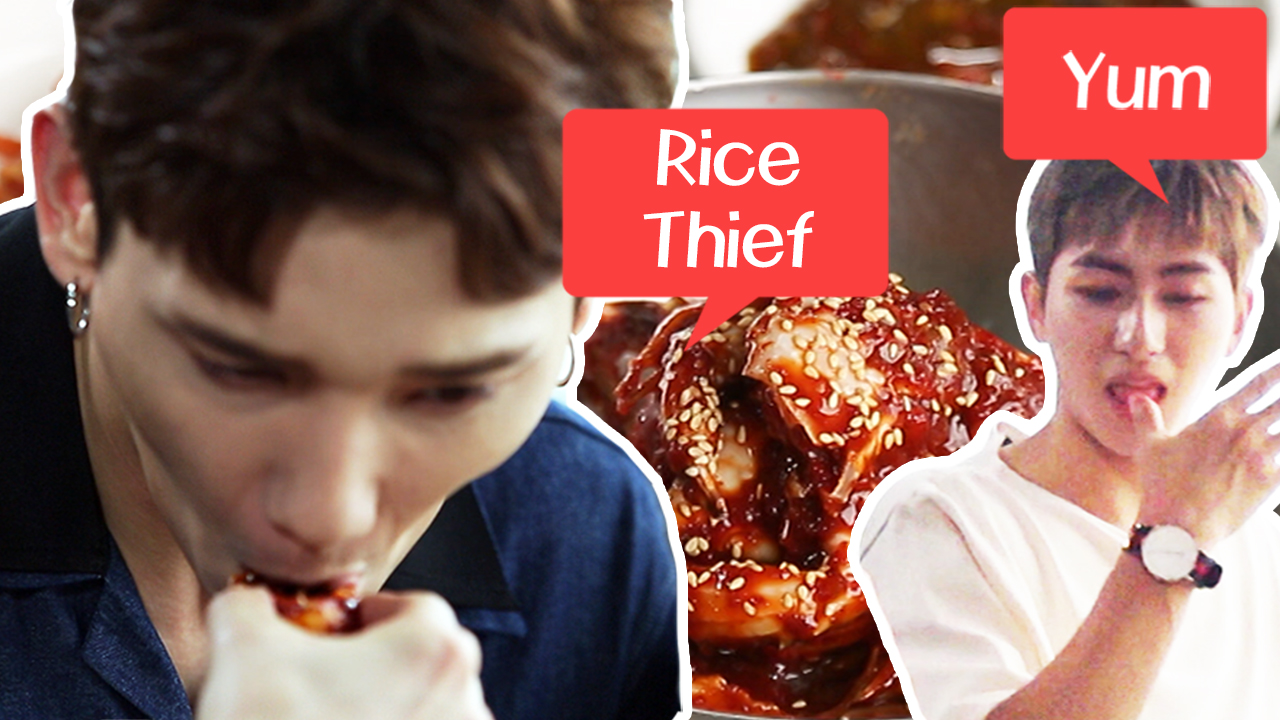 [Tour Avatar] MAP6 (맵식스)'s the Rice Thief