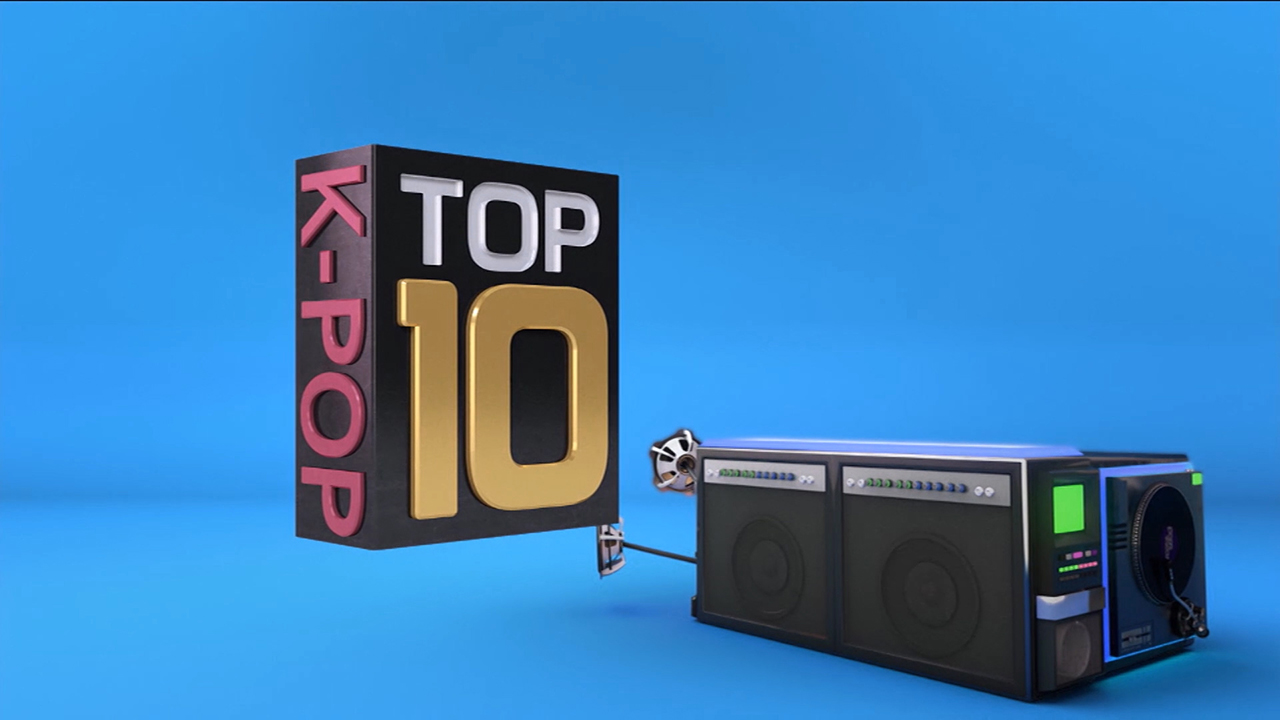 [Pops in Seoul] K-POP TOP 10 _ 081817