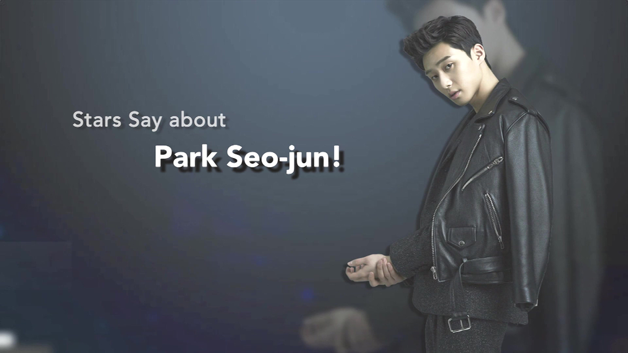 [Showbiz Korea] Star Say - Park Seo Jun