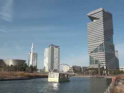songdo, the Birth of a city