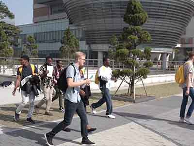 Songdo Campus of University