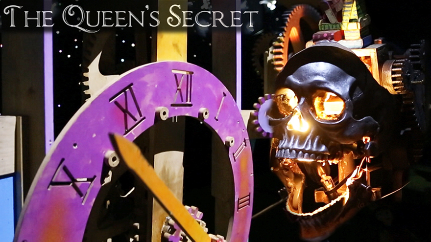 [Arts Avenue 2017] The Queen's Secret