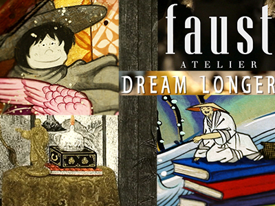 Arts Avenue 2017 Ep.35 - Dream Longer than Night / Faust Atelier / To Hell with Theater