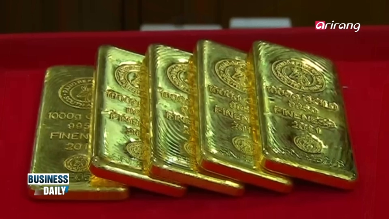 [Business Daily] Surging demand for gold