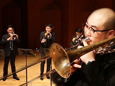 PerformArts Reload Ep.19 - Virtuoso Trombone Ensemble