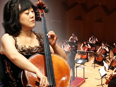 PerformArts Reload Ep.20 - Camerata Seoul Cello Ensemble