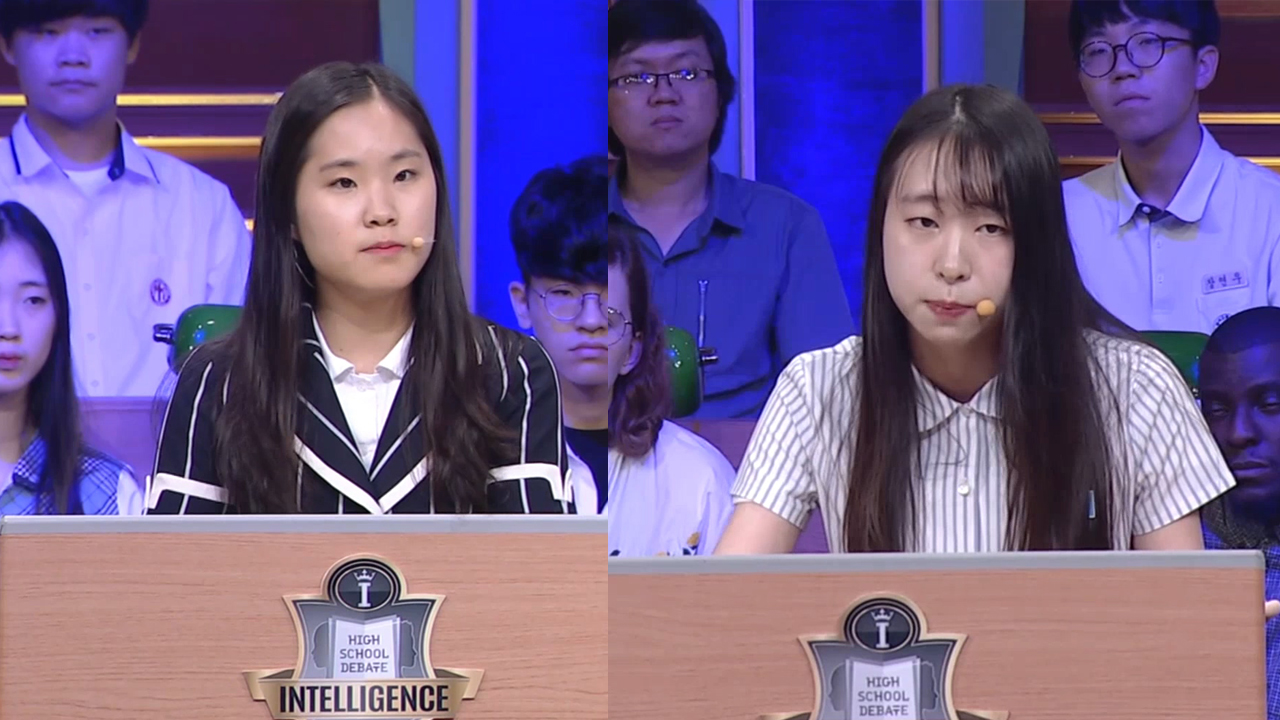 [Intelligence-High School Debate] This House would support the revival of the Sunshine Policy - Part.2