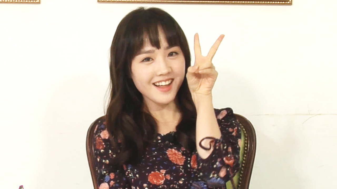 [Showbiz Korea] LEE BIT-NA _ Interview