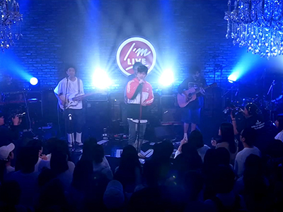 [I'm LIVE] Kiha and the Faces(장기하와 얼굴들) & 달이 차오른다, 가자(The moon is waxing, Let's go)